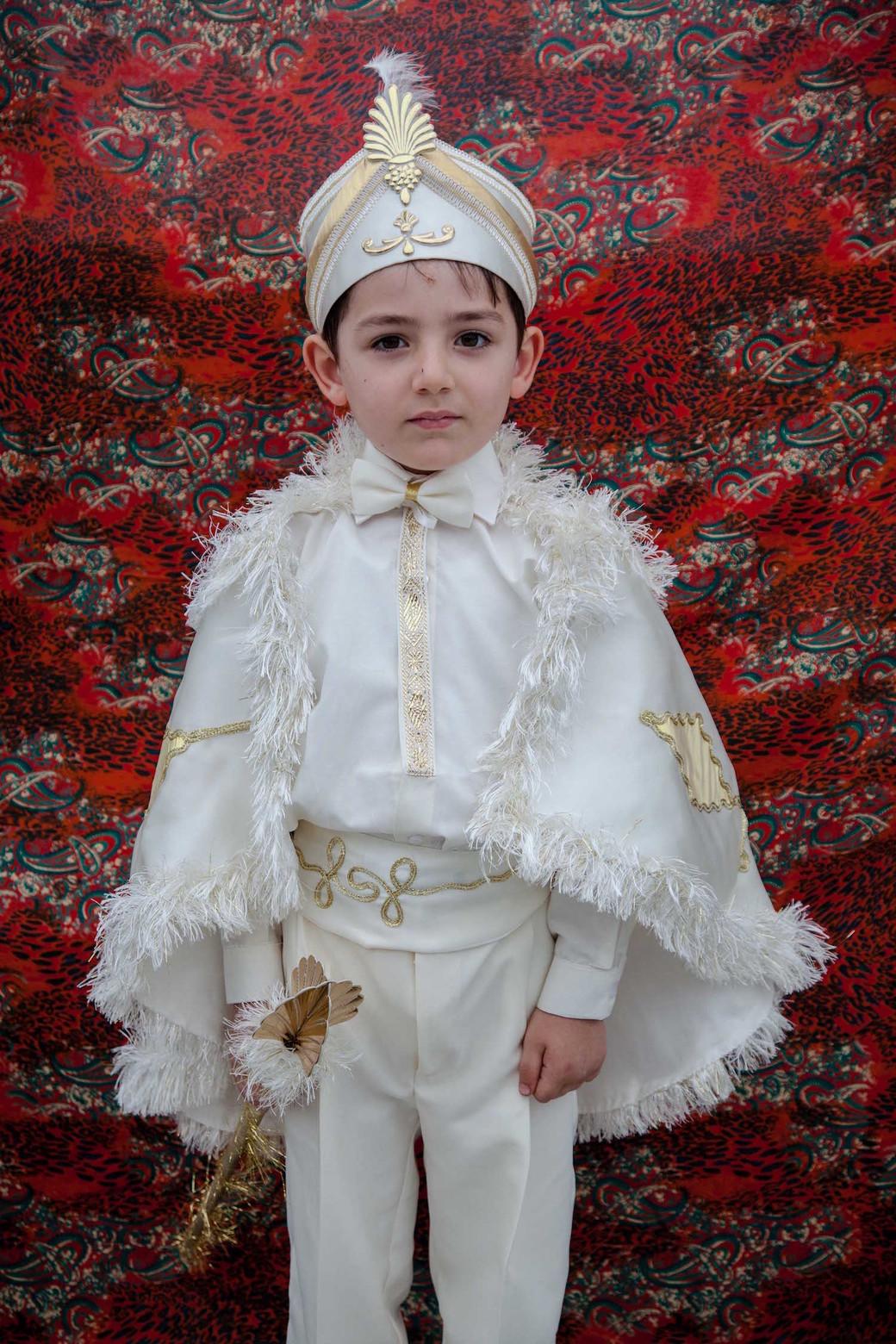 Istanbul circumcision palace ritual