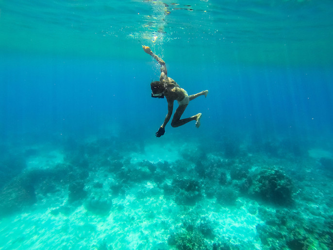 Jungles in Paris   The Bajau People of Sulawesi Might Be the Most ...